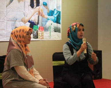 Medina Inspirative Talk workshop Food Photography dan Talkshow Muslimah yang Mandiri