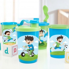 Adia Boys Tumbler Set
