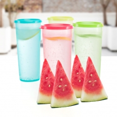 Tropic Snap 'N Shake Tumbler Set