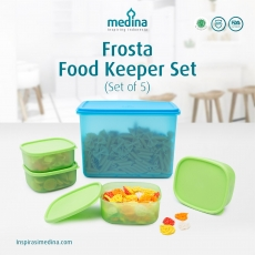 Frosta Food Keeper Set of 5